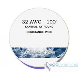 Kanthal A1. Cable Resistivo Genuino Lighting Vapes