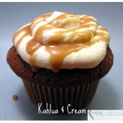 Kahlua and Cream Dessert Premium