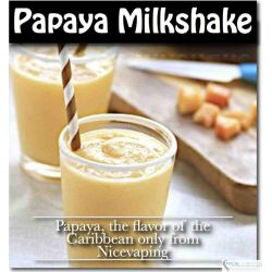 Batido de Papaya Premium