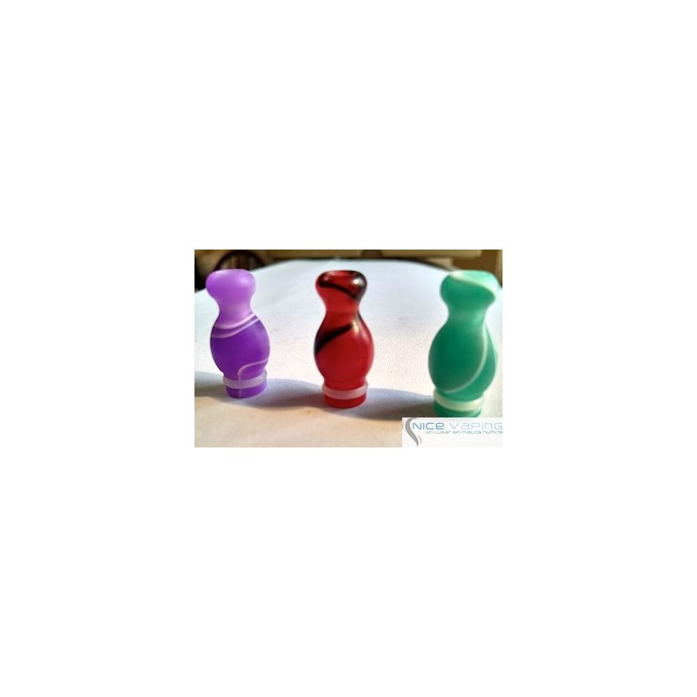 Drip Tip Vase Model