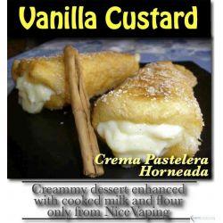 Vainilla Custard Premium