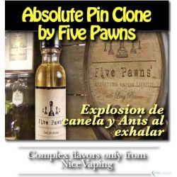 Absolute Pin Clon por Five Pawns