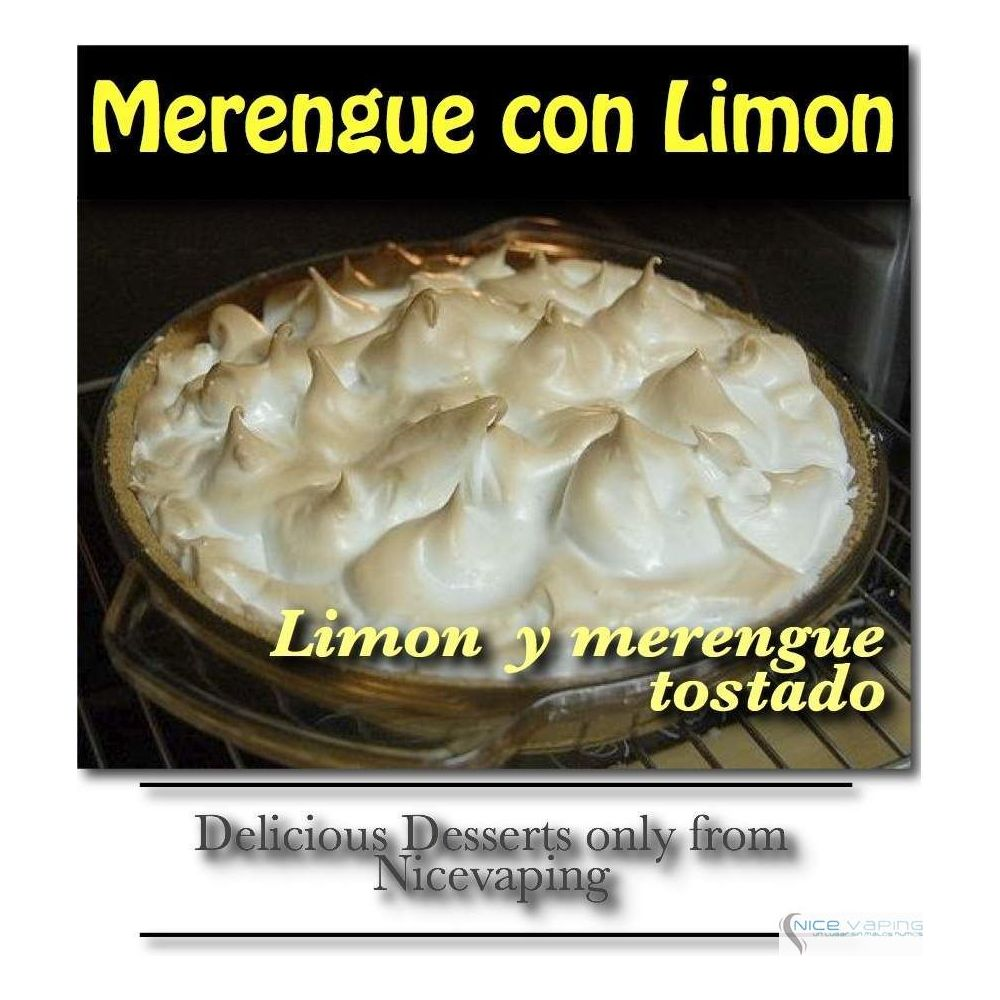 Italian Lemon Meringue