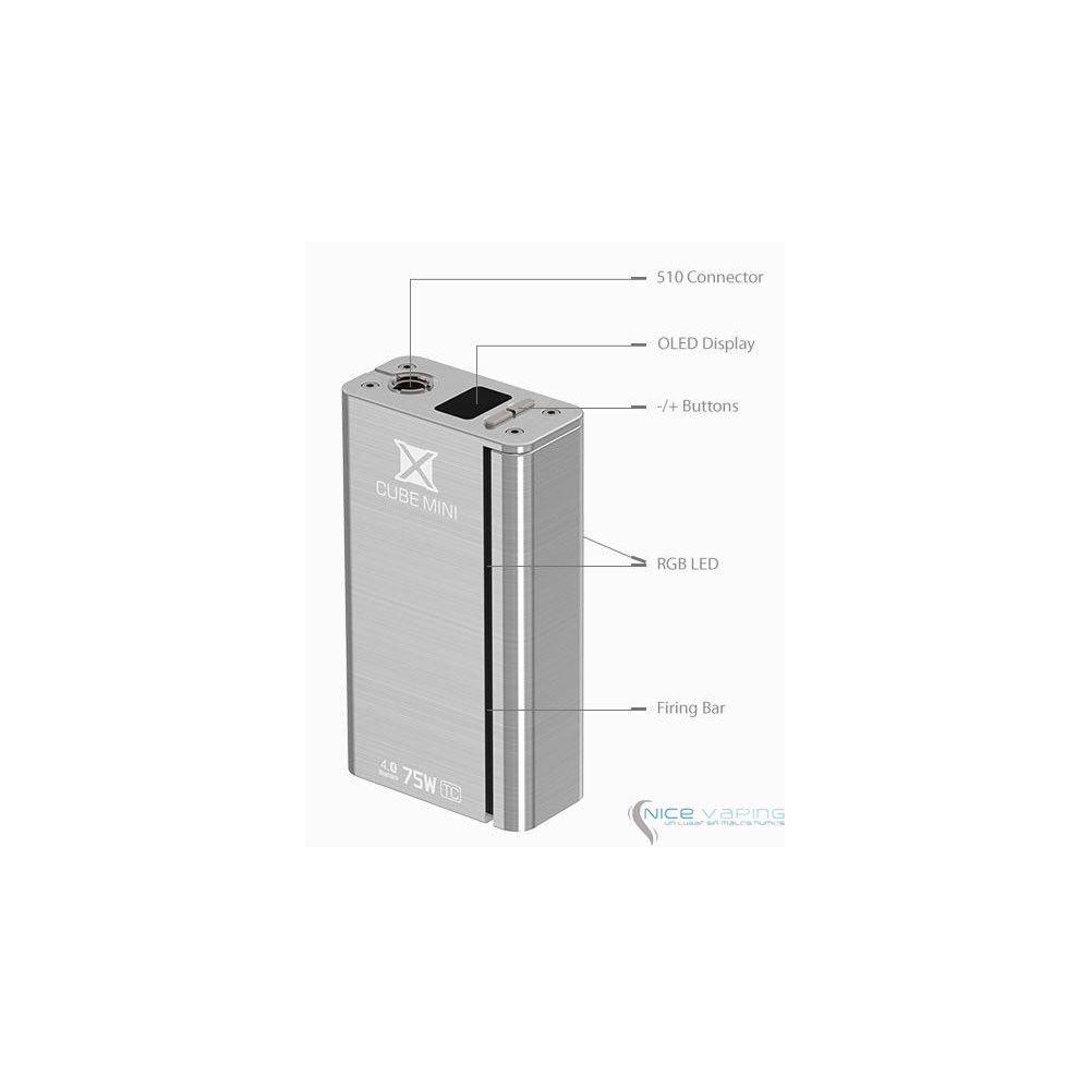 SMOK XCUBE II Mini 75W - Temp Control