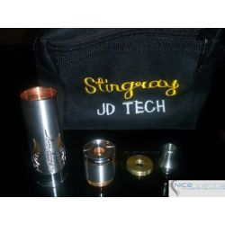 MOD Stingray X with carrying case