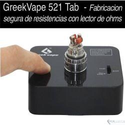 521 Tab Ohmeter & Mod 18650 by GeekVape