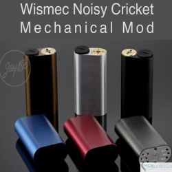Wismec Noisy Cricket - Aluminio