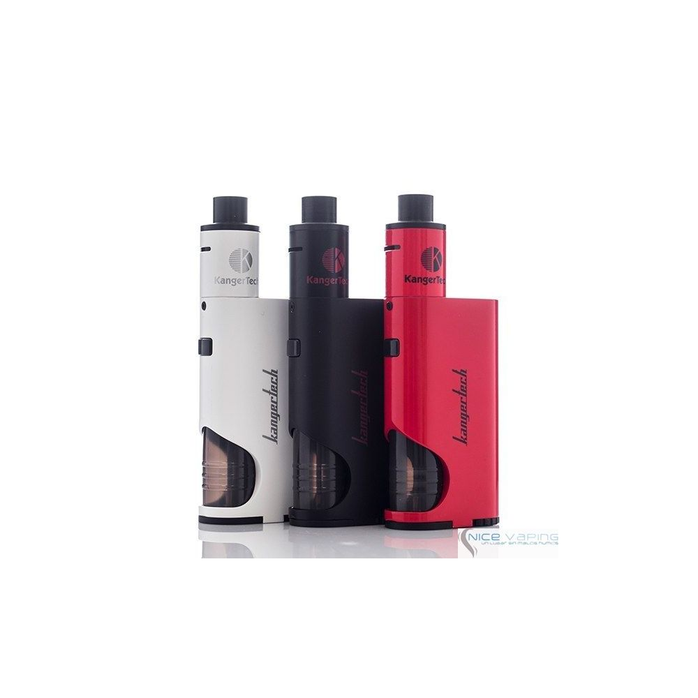 Kanger Dripbox Starter Kit - 60W @ 3 ml
