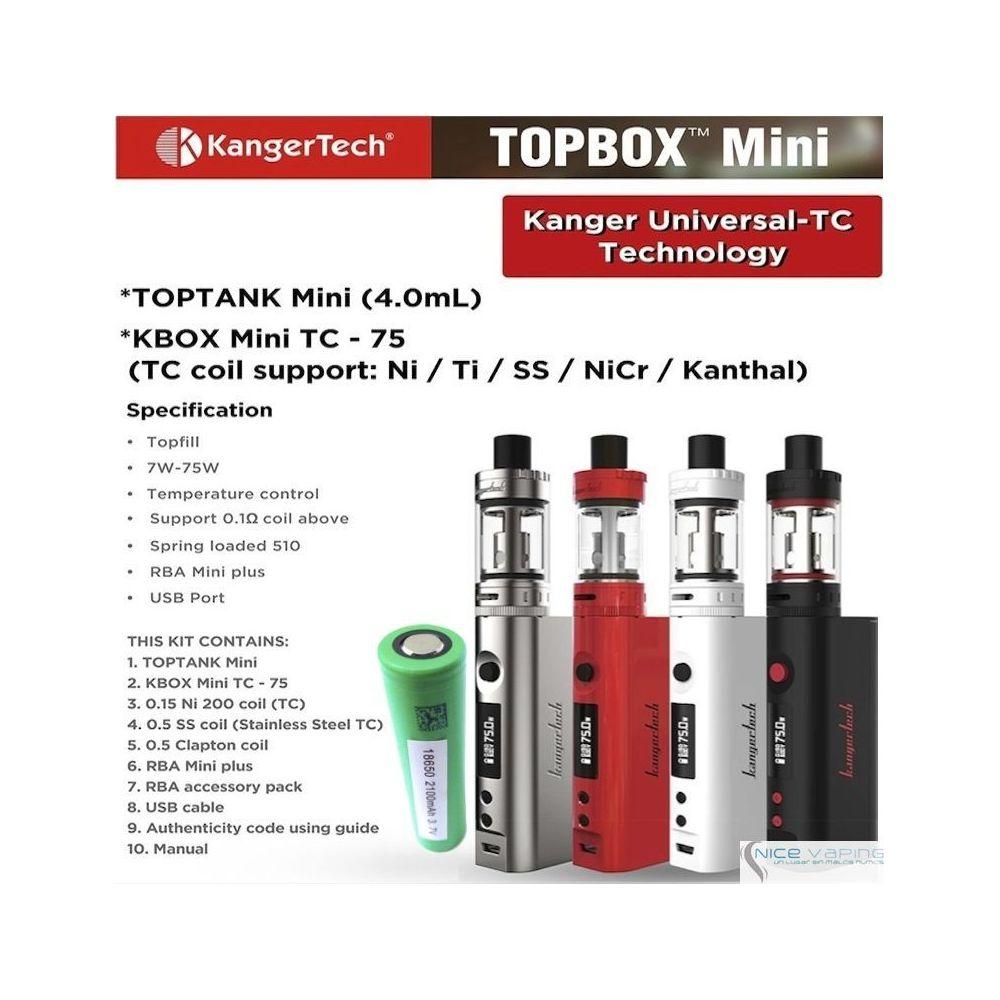 Kanger TopBox Nano 4 ml