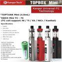 Kanger TopBox Mini 4 ml + Bateria LG