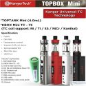 Kanger TopBox Mini 4 ml + LG Battery