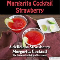 Margarita Strawberry Cocktail Premium