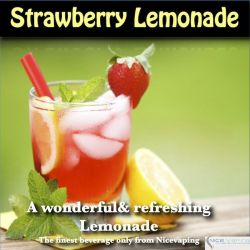 Strawberry Lemonade Premium