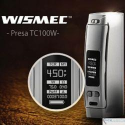 Presa by Wismec TC 100W - 18650, 26650