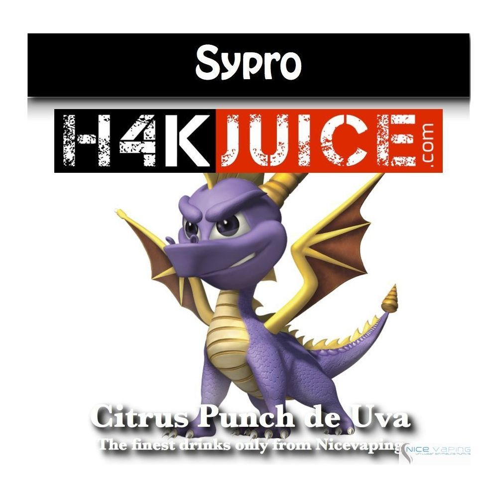 Spyro por H4kJuice