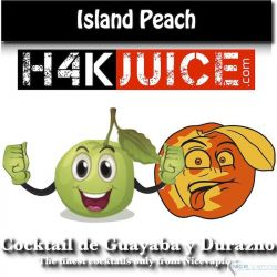 Island Peach by H4kJuice