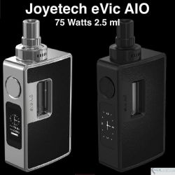 Joyetech eVic AIO Kit 75W, 2.5ml