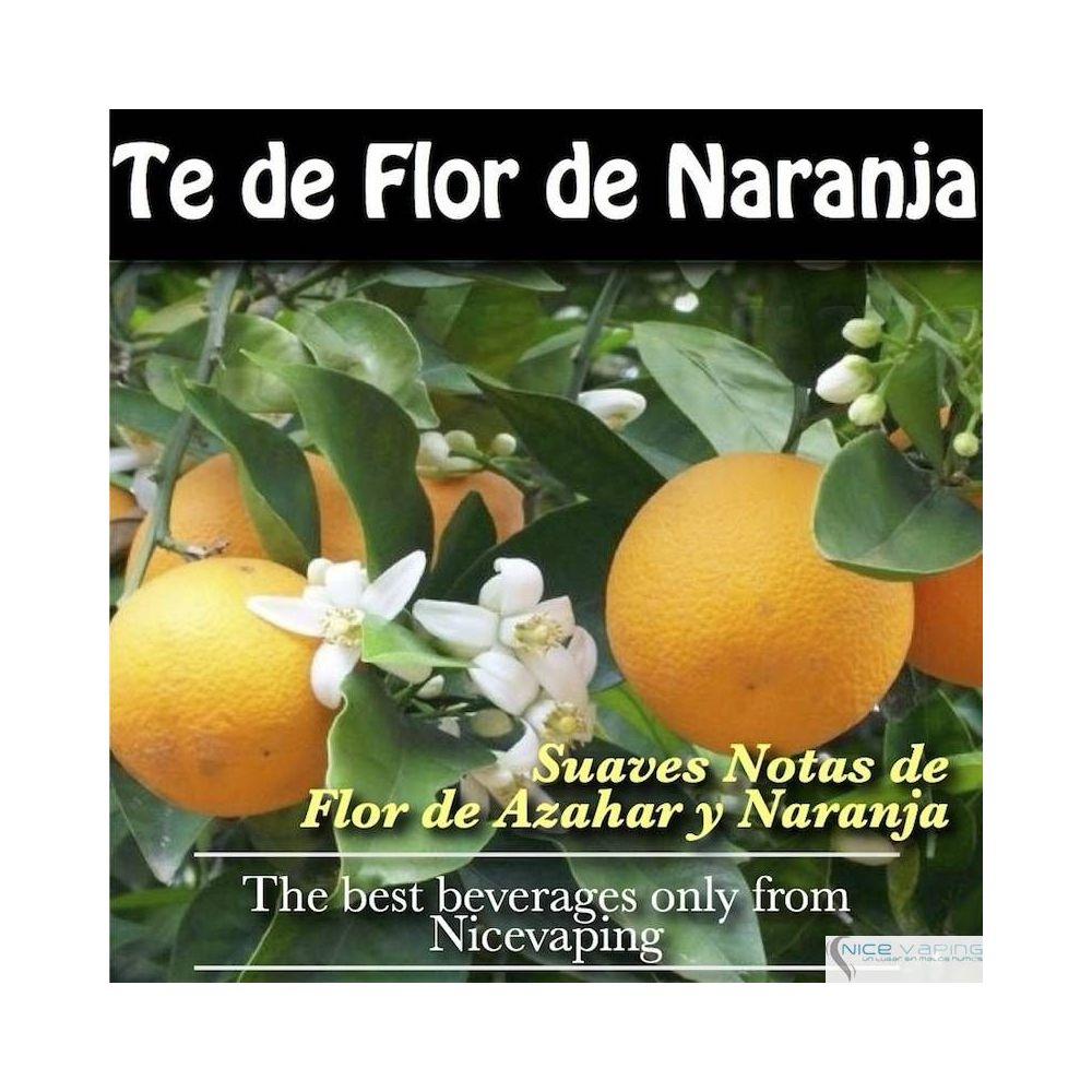 Te de Flor de Naranja Premium