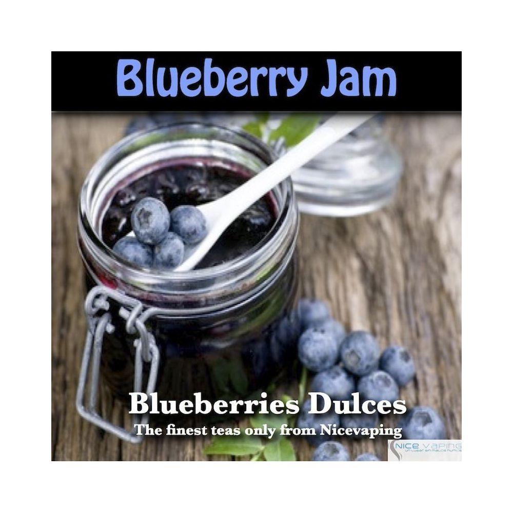 Blue Berry Jam Premium
