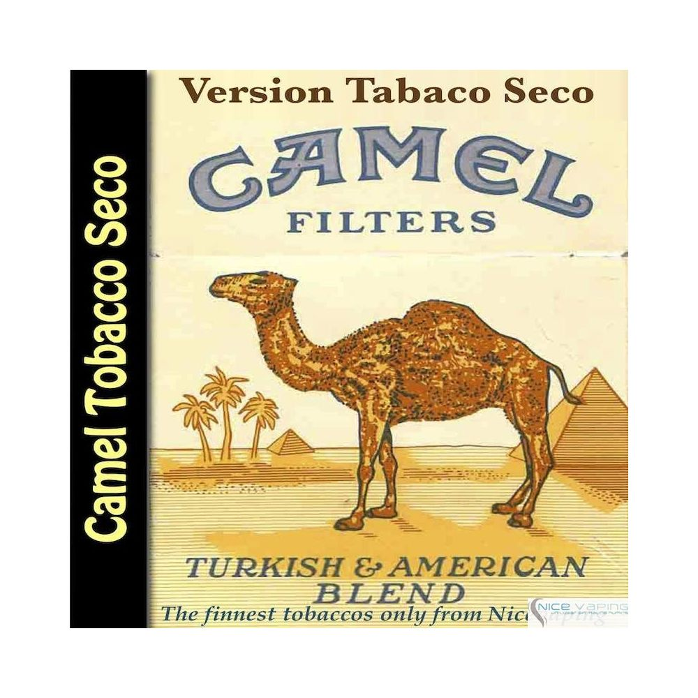Camel Tobacco Ultra -  Version Seca
