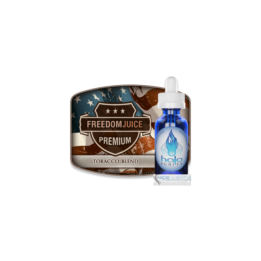 Freedom Juice by Halo-SG Tabaco
