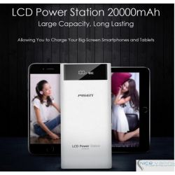 Power Bank - Pisen, 20,000 mah