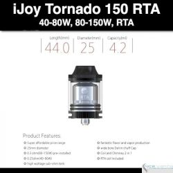 iJoy Tornado 150 RTA