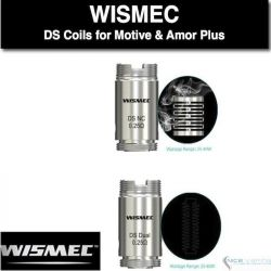 Coil Head Wismec DS Motive, ORMA
