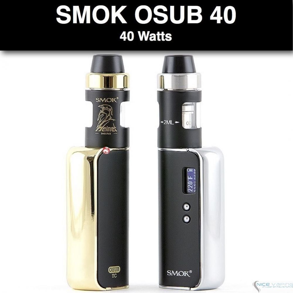 SMOK OSUB Kit 40W @2ml