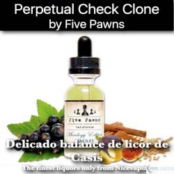 Perpetual Check Clon por Five Pawns