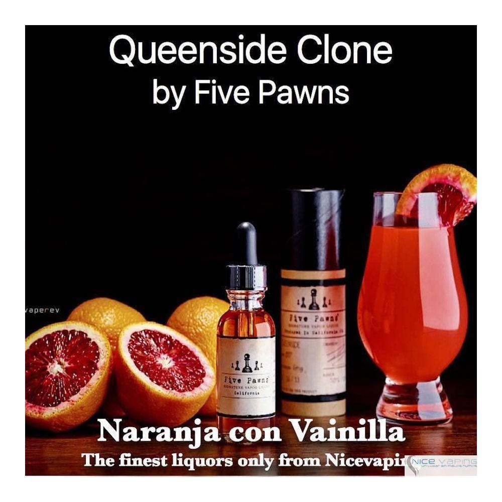Queenside Clon por Five Pawns