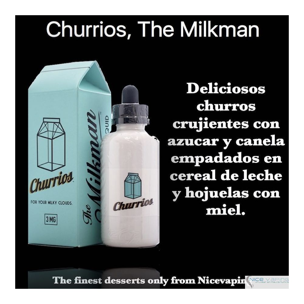 Churrios, The Milkman Clon