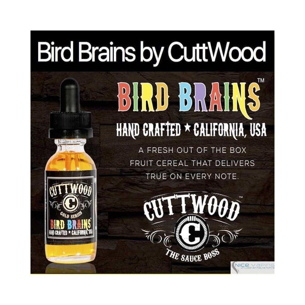 Bird Brains Clon by CuttWood