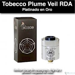Plume Veil RDA - Tobecco