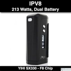 IPV V8 213W TC YIHI SX330-F8 by Pioner4You