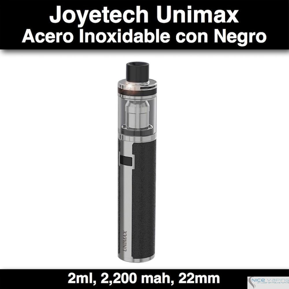 Unimax by Joyetech @2 ml, 2,200 mah