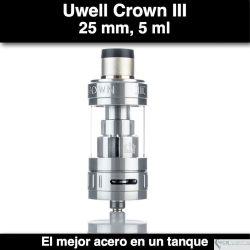 Uwell Crown 3 III Sub-Ohm Tank @5ml