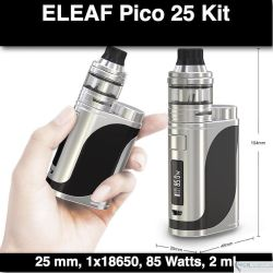 Eleaf Pico 25 Kit 85W, 2 ml