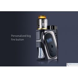 IJoy Capo Squonker Kit - 20700 battery included inside the box