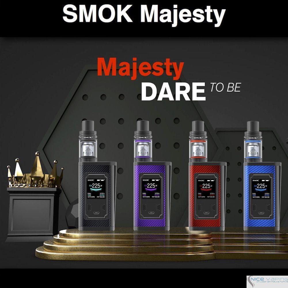 SMOK Majesty Resin Edition