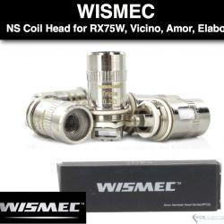 Resistencia Wismec NS para RX75, Armor Tank, RX mini, Predator 228 y Vicino Mod