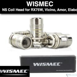 Wismec NS Coil Head for RX75, Armor Tank, RX mini, Predator 228 y Vicino Mod