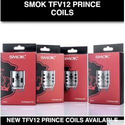 SMOK TFV8 Coil Head, 50-300 Watts
