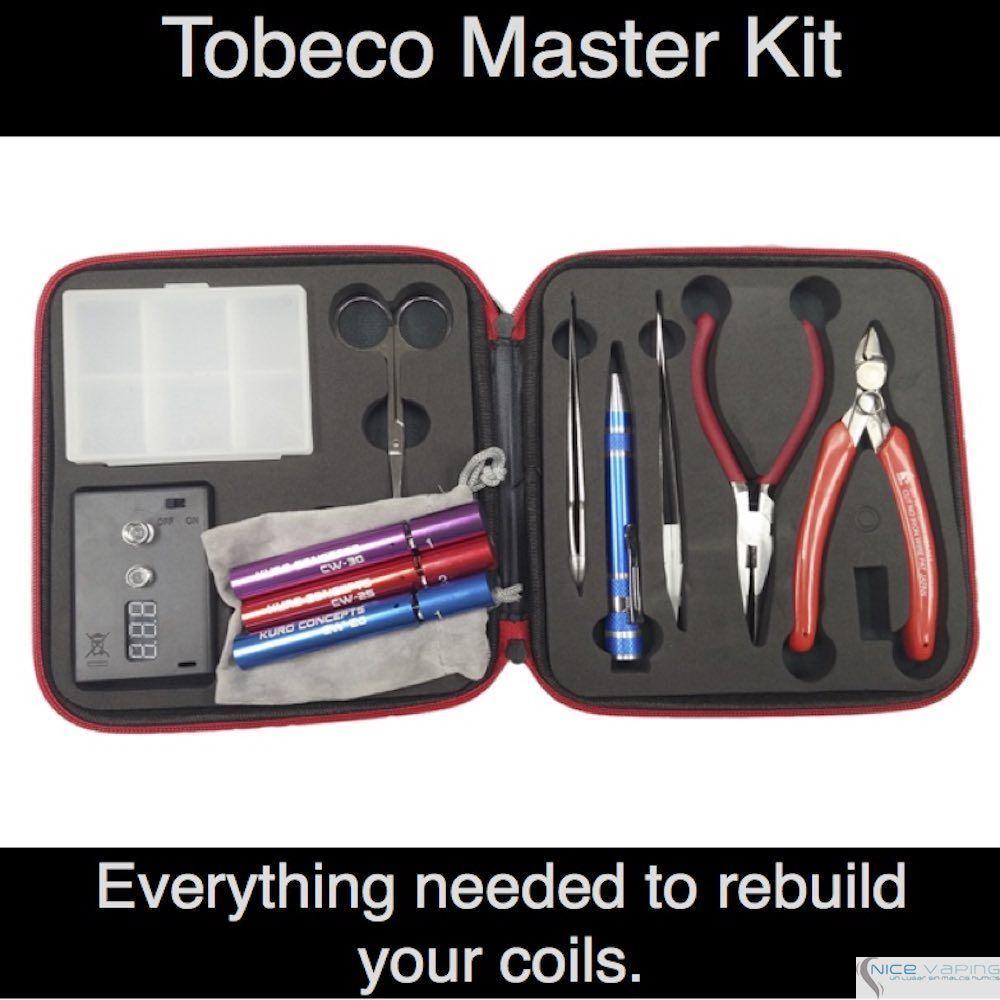 Tobeco Master Coil Kit