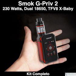 SMOK G-Priv 2 - TFV8 X-Bay