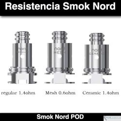 SMOK NORD POD Replacement Coil
