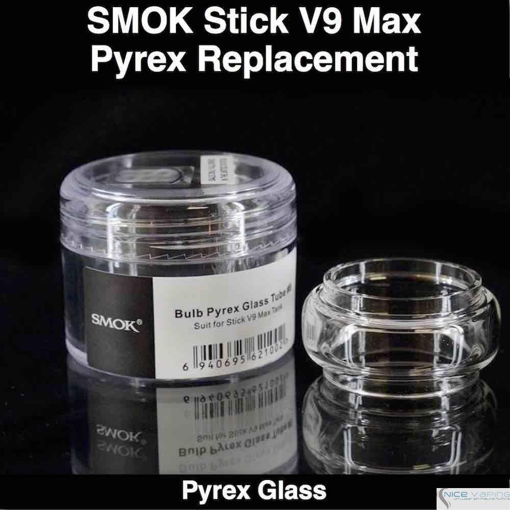Pyrex Smok TFV8 Baby @3ml