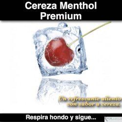 Cereza Menthol Premium