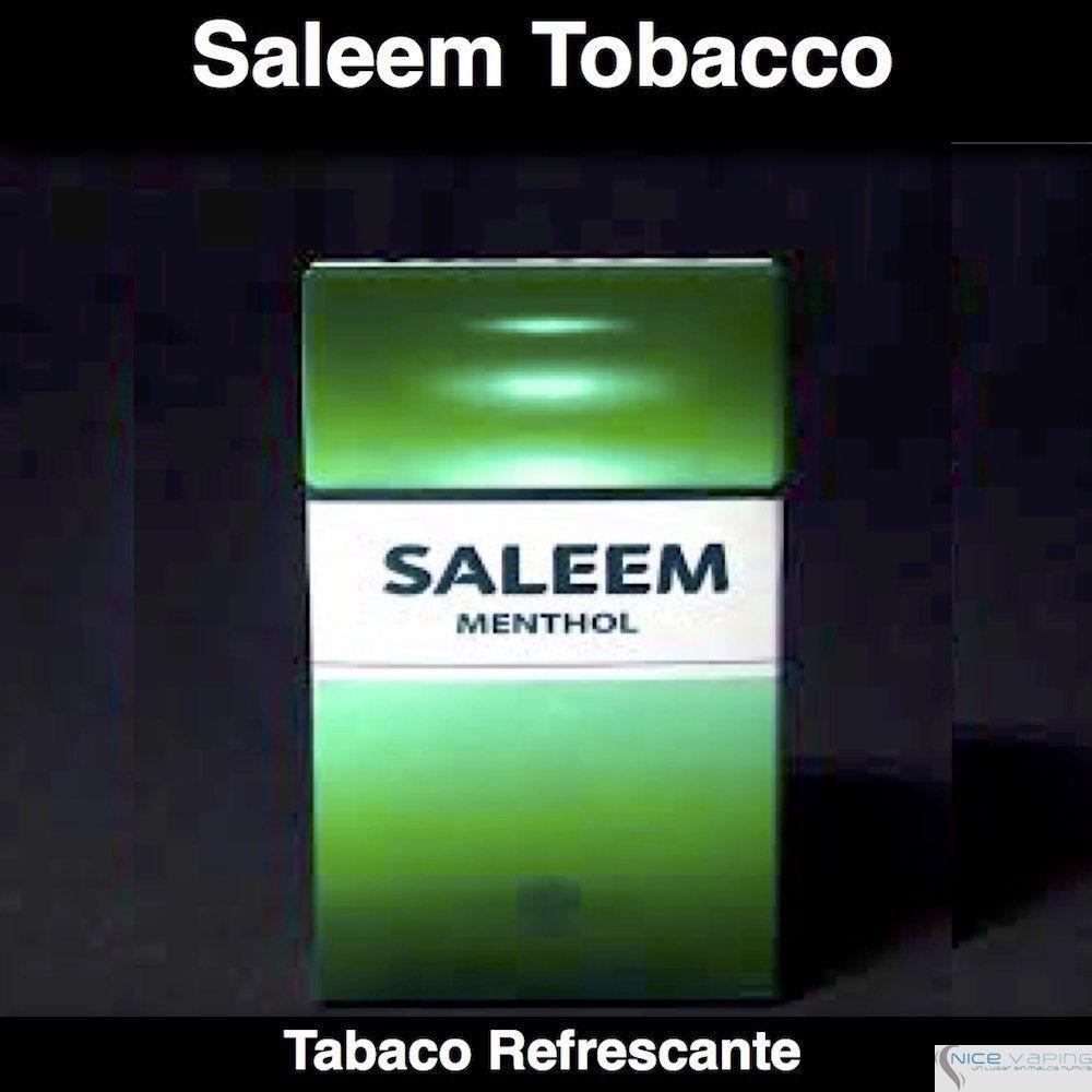 Saleem Mentol Tobacco