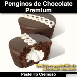 Creamy Chocolate cake (Penguinos) Premium